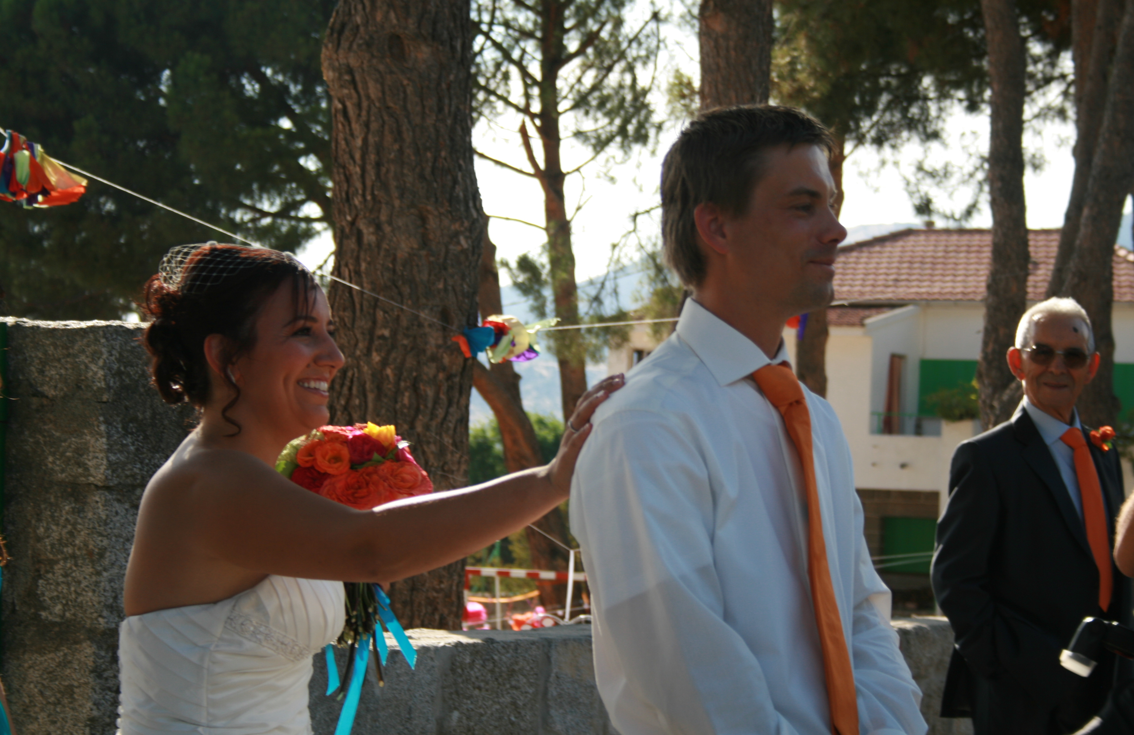Just Married!!!