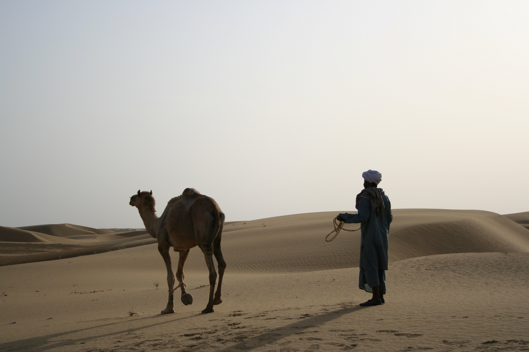 J is for Jaisalmer: desert adventure on a camel