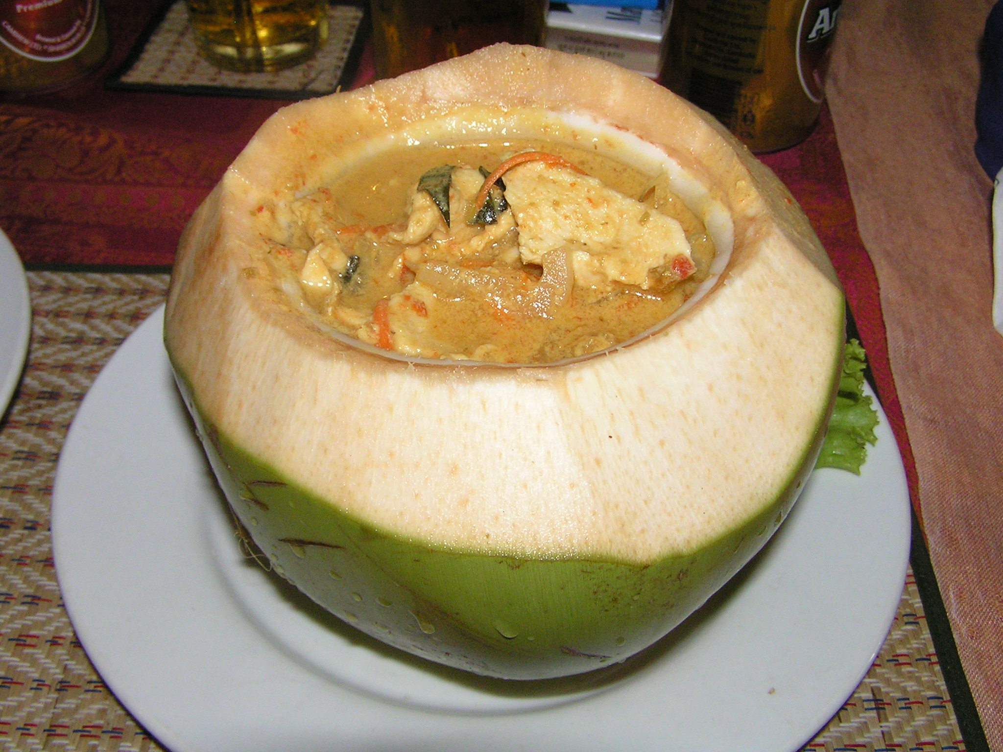 curry chicken, Cambodia