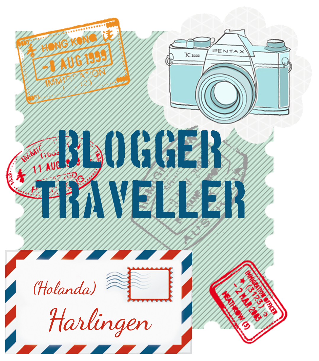 Blogger Traveller Harlingen