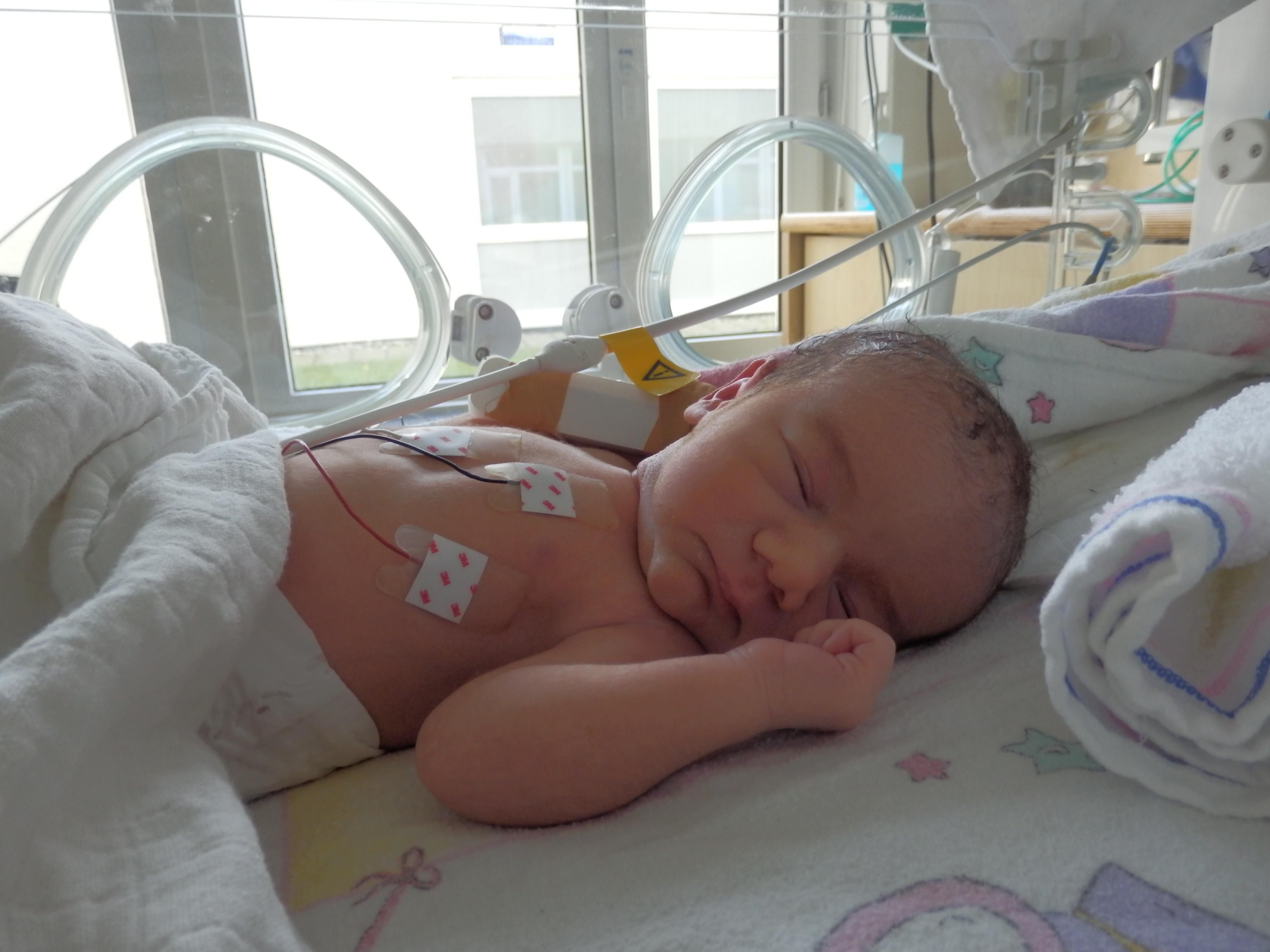 Liam's birth