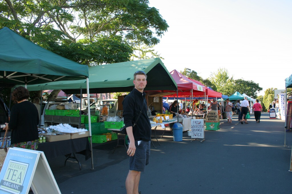 Farmers Market Kerikeri