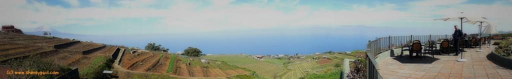 Bodegas Monje - panorama view