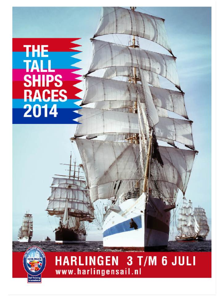 Tall Ship Races Harlingen – WW/MM