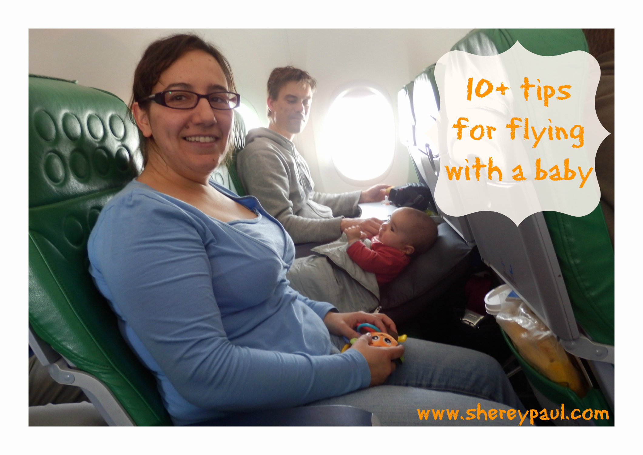 Baby bed airplane - 10tips