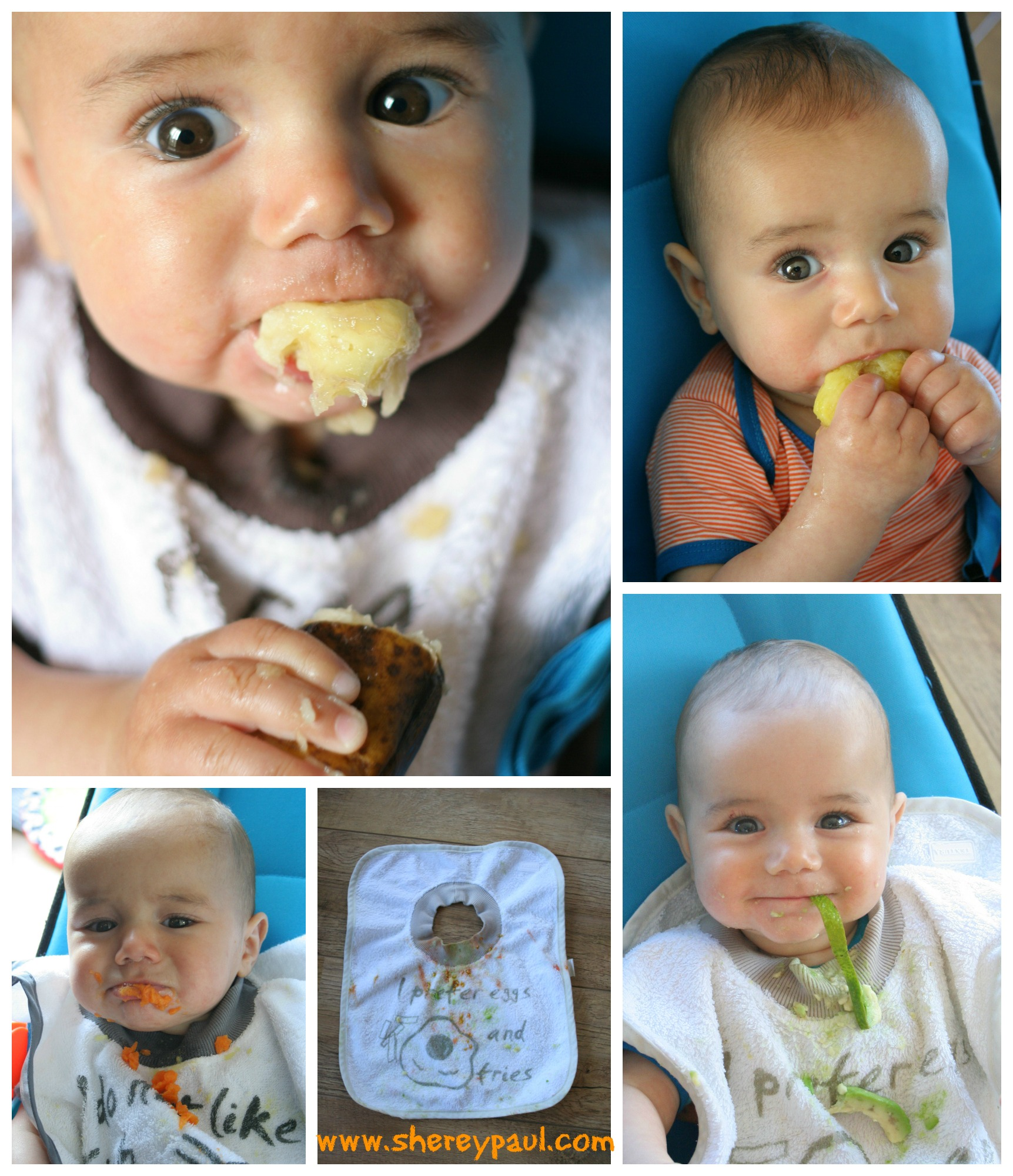 Baby led weaning – ww