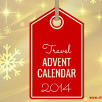 travel advent calendar 2014