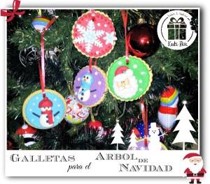13 Diciembre: kukibox - galletas para el arbol