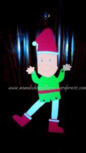 15 Diciembre: mama buho mallorca - enano de navidad