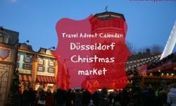 December 6th - Shere y Paul: dusseldorf christmas market