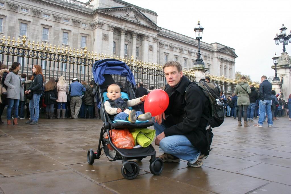 3- Buckingham palace