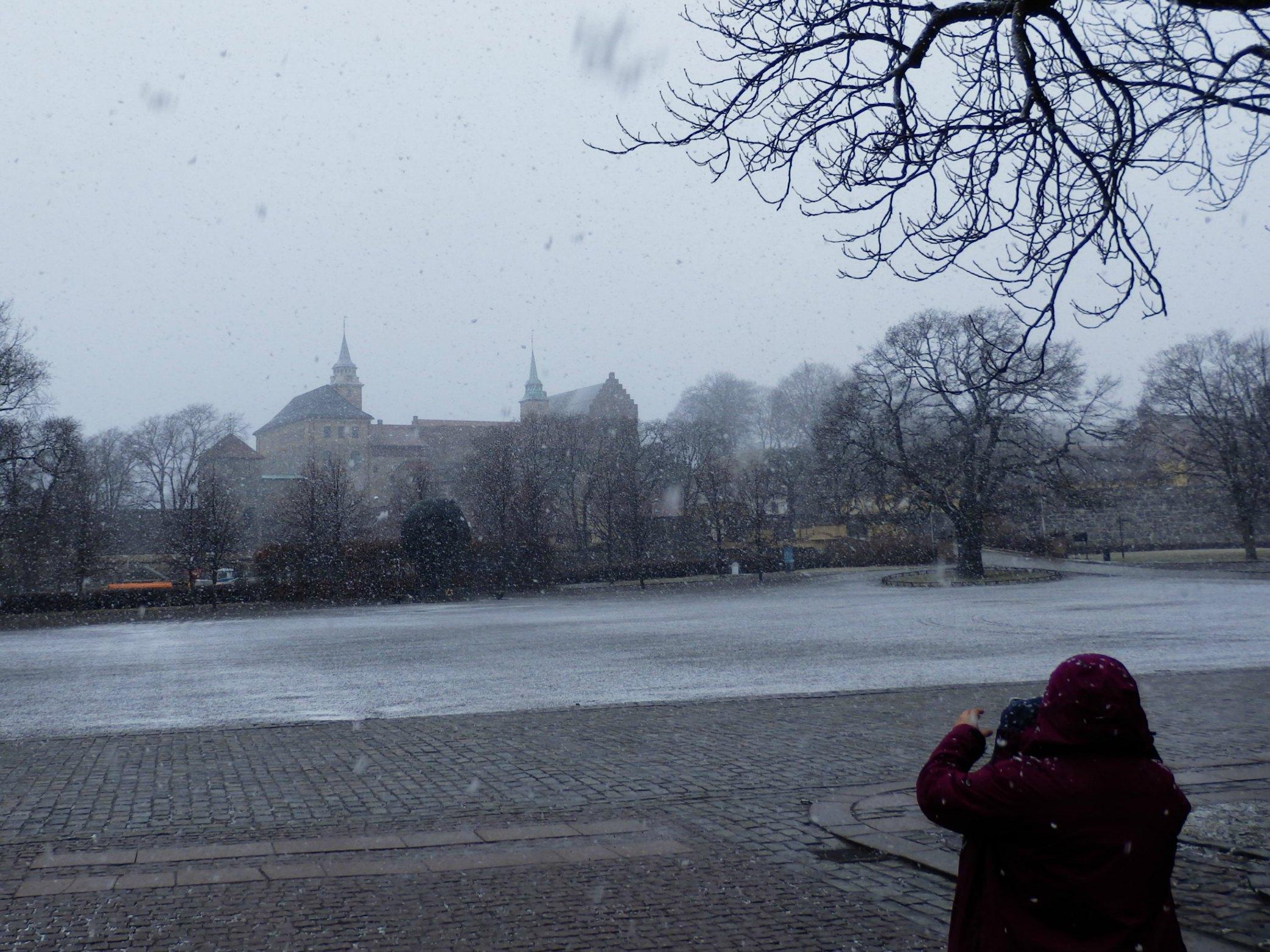 Akerhus festning, Oslo