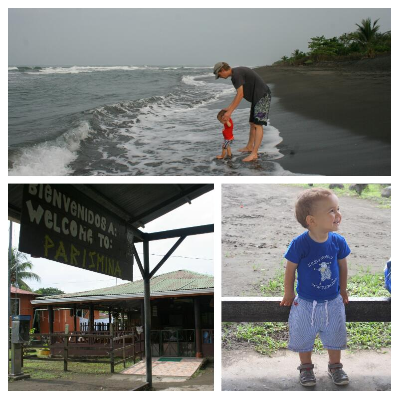 On the road: our second week in Costa Rica