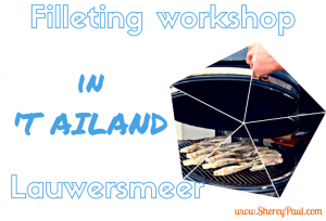 Filleting workshop t Ailand, Lauwersoog