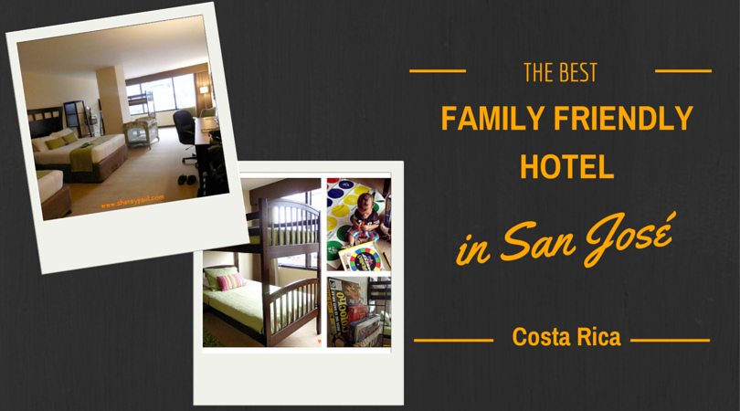 The best family friendly hotel in San Jose
