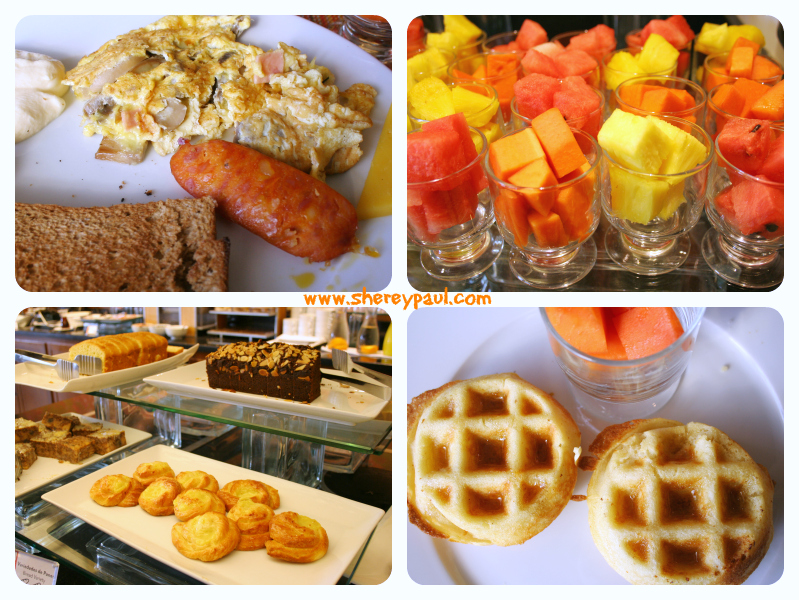 Tryp Sabana San Jose - breakfast