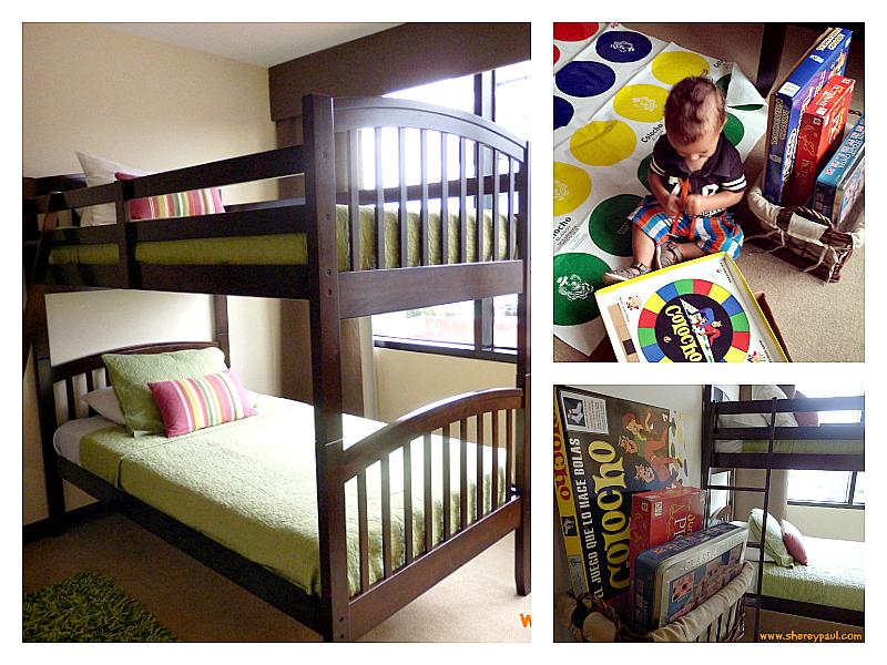 Tryp Sabana San Jose - detalles para niños