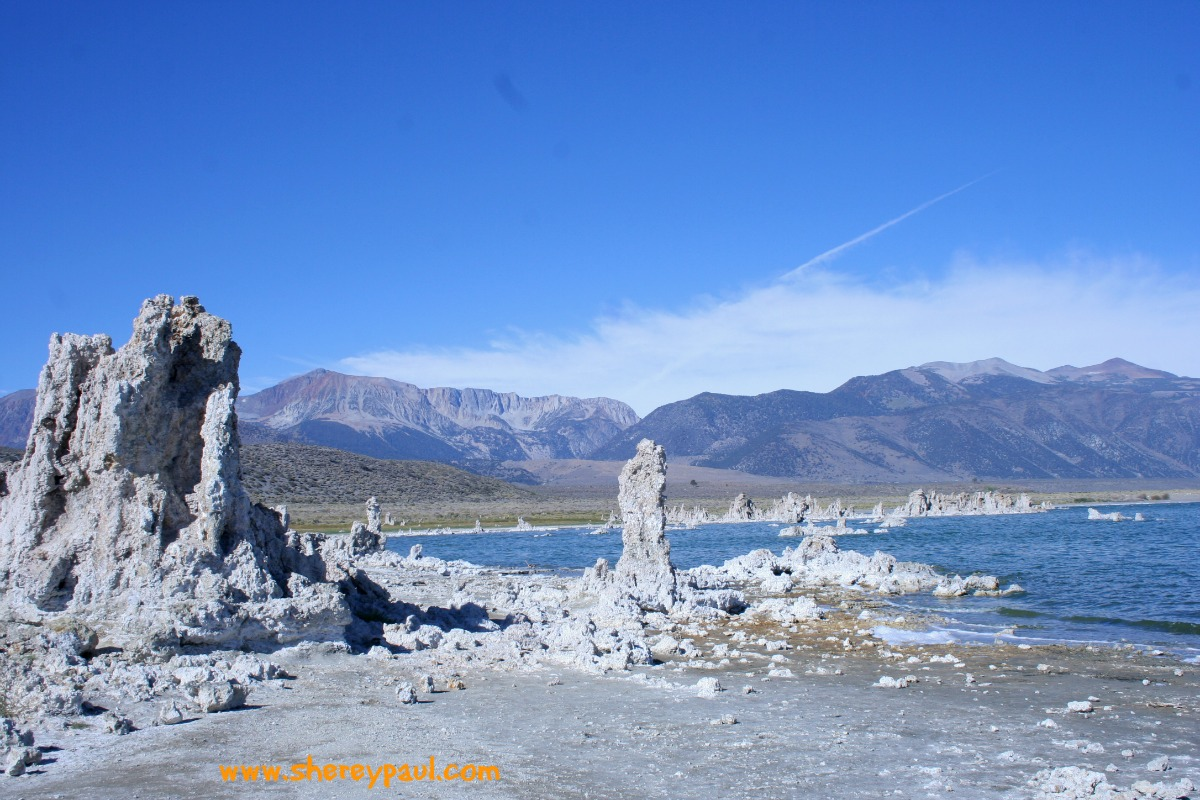 Postcard from Mono Lake, California – ww