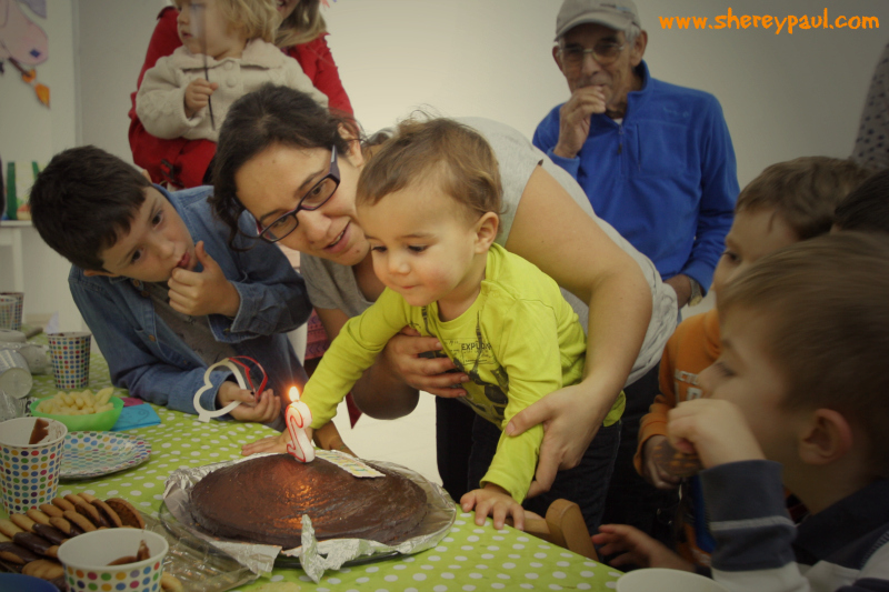 Liam 2 birthday