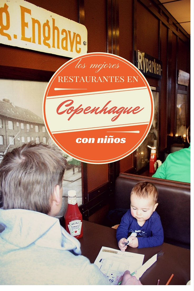 The best places to eat in Copenhagen with children + win a trip!!