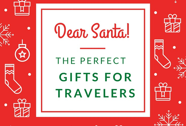 The perfect gift for travelers