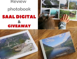 Review Saal Digital's photobook & Giveaway