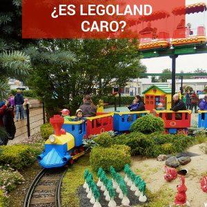 ¿Es Legoland caro?