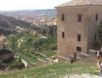 Cuenca through the eyes of a toddler