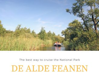 The best way to cruise the National Park De Alde Feanen with children