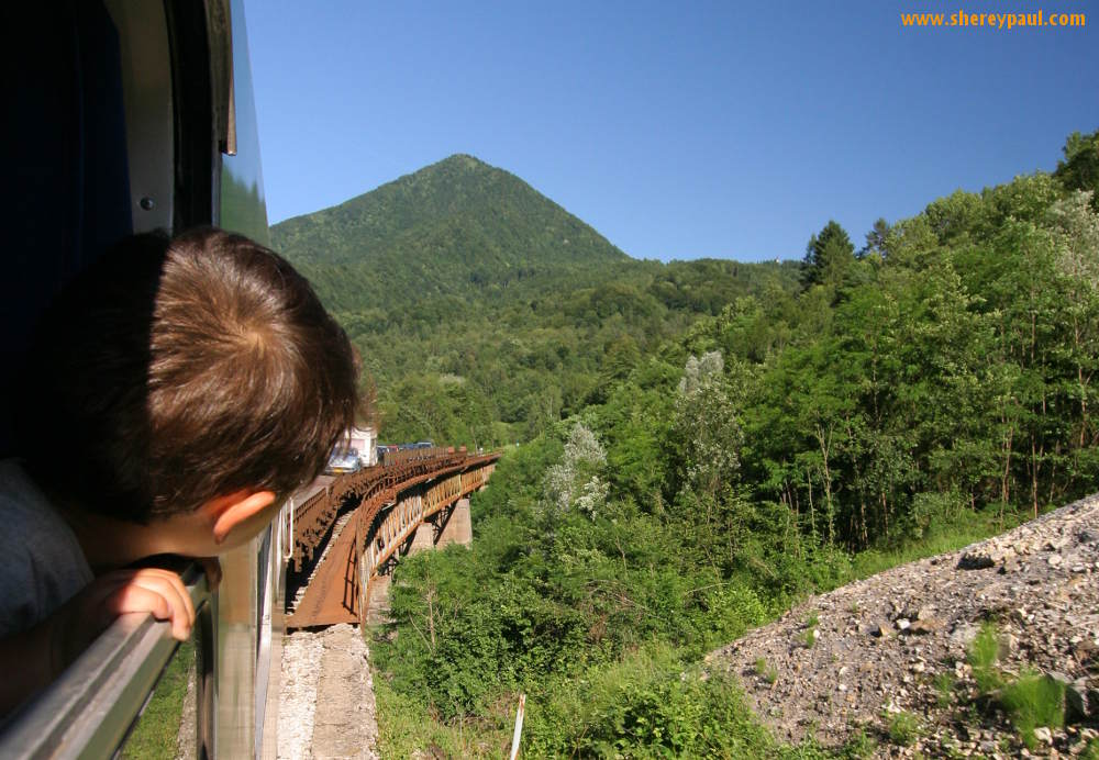 car train slovenia