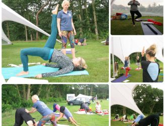 Real holidays for mums: YogaCamp at De Lemeler Esch