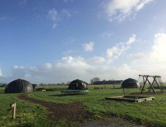 November summary: sleeping in a straw igloo, Pietendorp & a broken arm