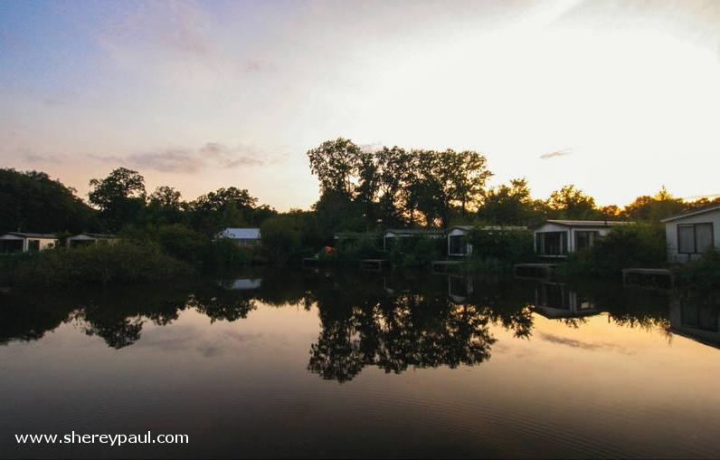 campings met zwembad en privé sanitair  in Friesland - De Wâldsang