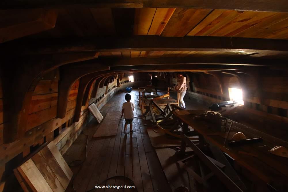 Bezoek aan Expeditieschip Willem Barentsz
