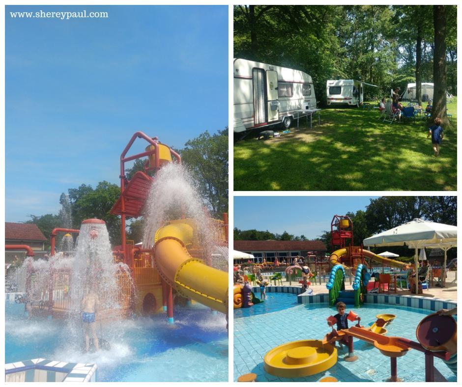 campings met zwembad  in Friesland - Molecaten Park 't Hout