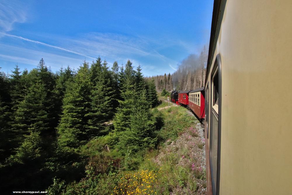 leukste uitjes in de Harz met kinderen: Brockenbahn