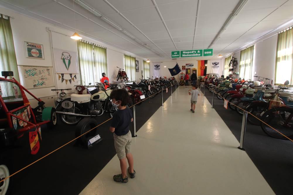 Ostdeutsches Fahrzeugmuseum