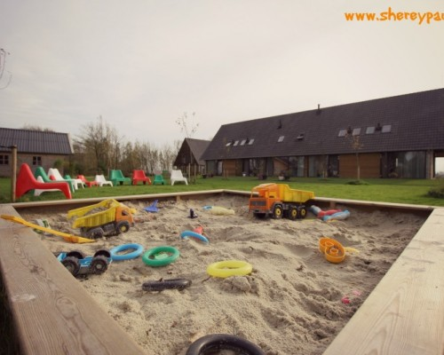 AtoZ of Friesland with kids: It Dreamlan