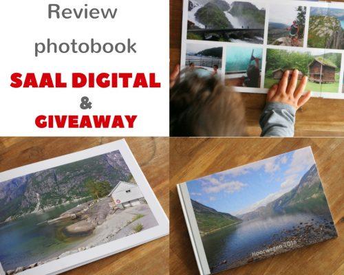 Review Saal Digital's photobook & Giveaway