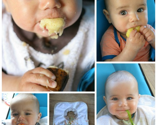 Baby led weaning - ww