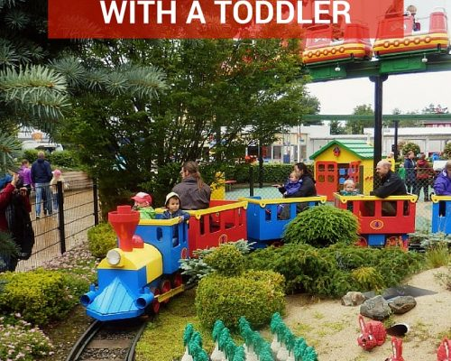 LEGOLAND Billund with a toddler: yay or nay?