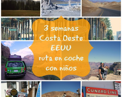 Itinerary and costs of our Jucy Southwest road trip